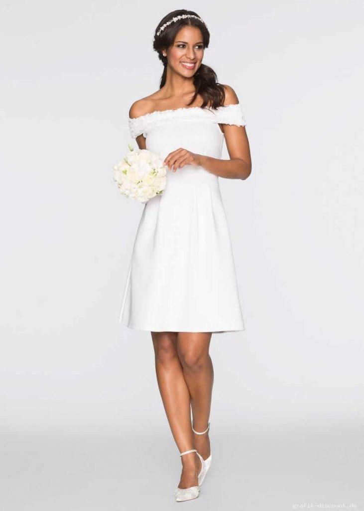 13 Großartig Kleid Kurz Weiß Spitze Boutique - Abendkleid