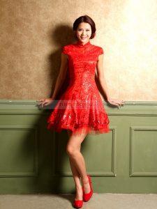 Designer Elegant Kleid Rot Spitze Bester Preis20 Einzigartig Kleid Rot Spitze für 2019