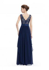 Abend Elegant Abendkleid Blau für 201917 Schön Abendkleid Blau Ärmel