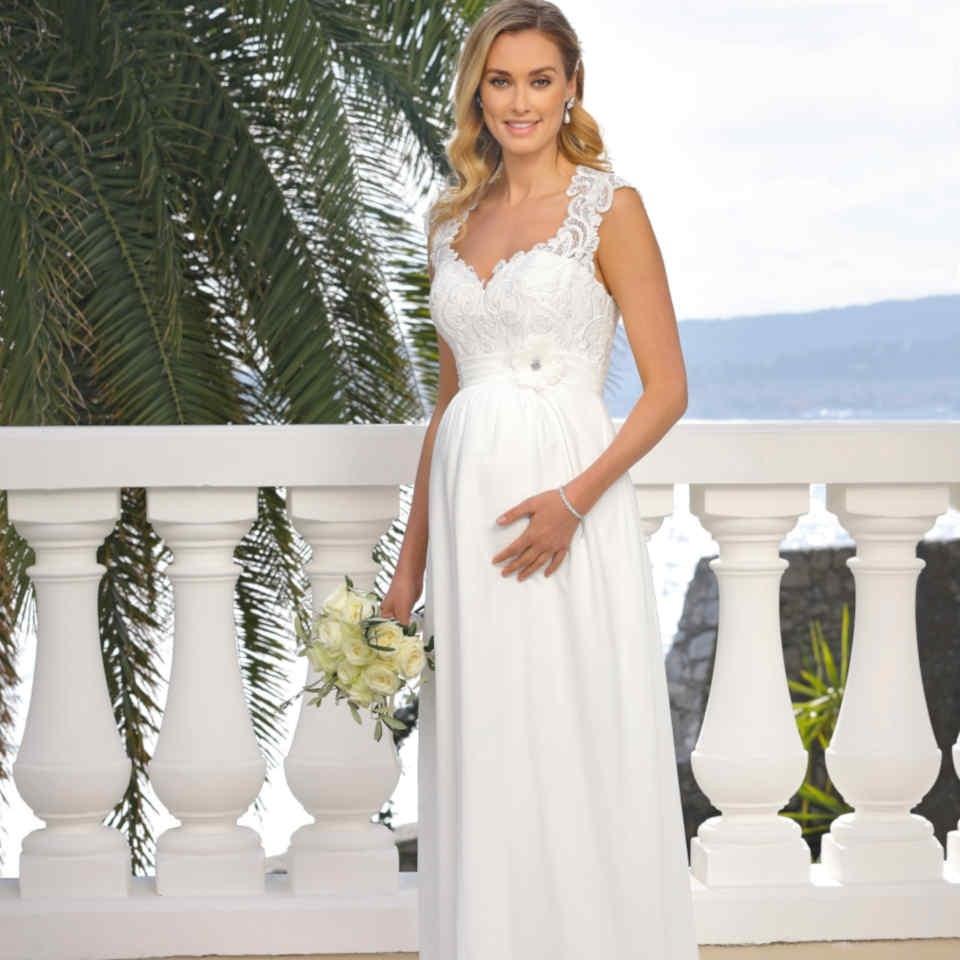 17 Luxus Brautkleider Für Schwangere Vertrieb - Abendkleid