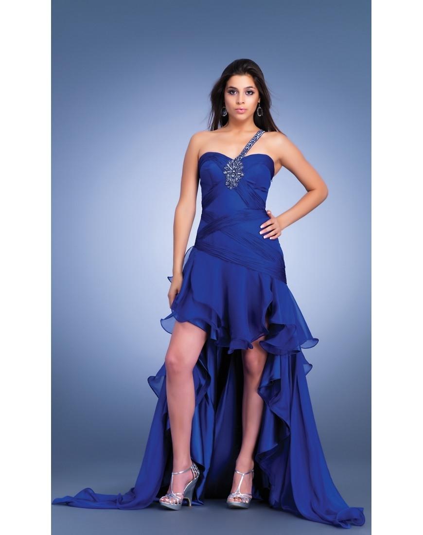 Formal Cool Blaues Kleid A Linie Design10 Schön Blaues Kleid A Linie für 2019