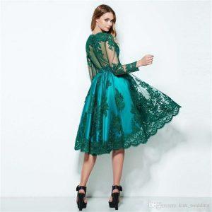 15 Schön Grünes Kleid Knielang ÄrmelFormal Wunderbar Grünes Kleid Knielang Stylish