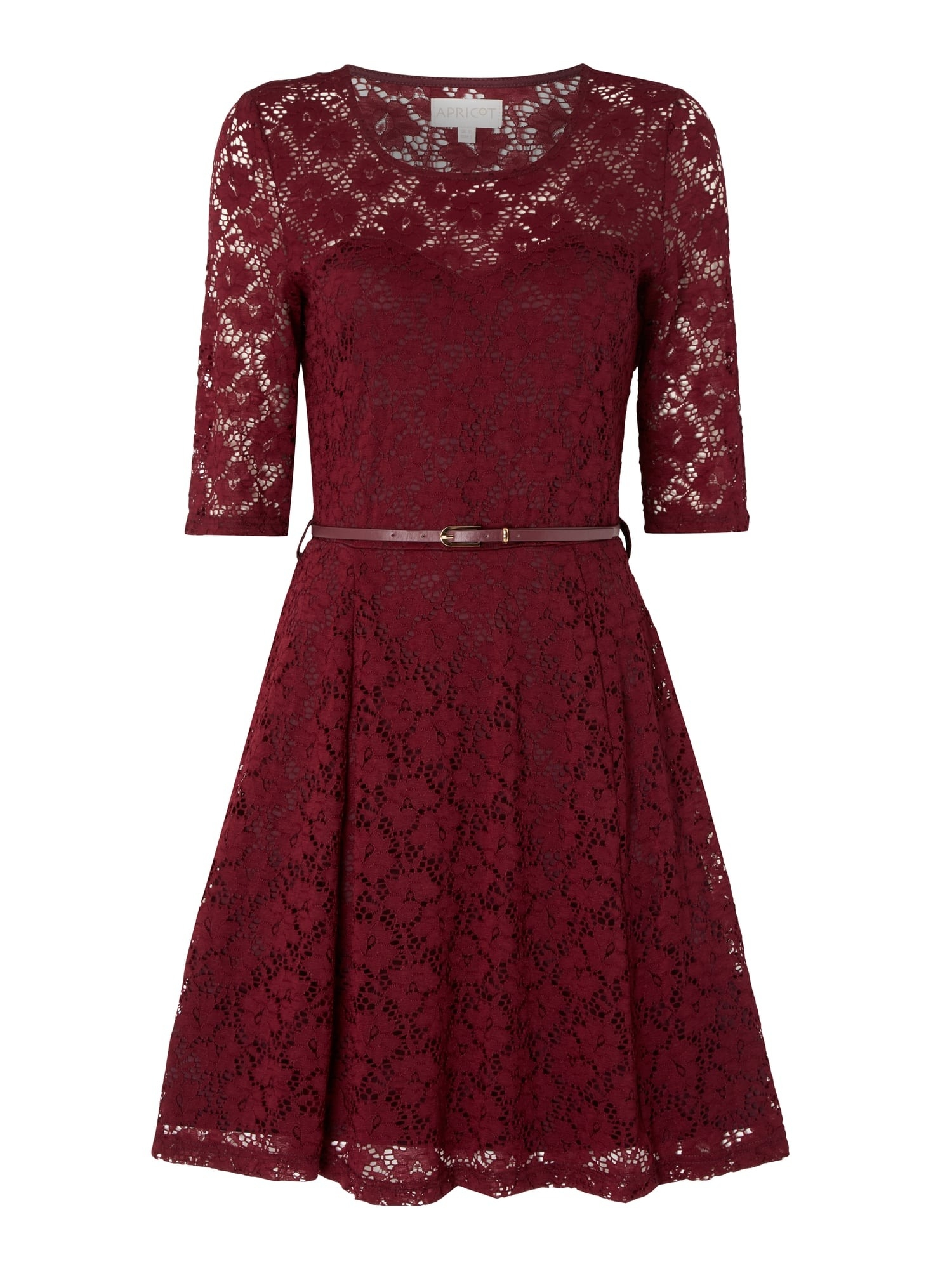 17 Einzigartig Bordeaux Kleid Spitze für 201917 Luxus Bordeaux Kleid Spitze für 2019