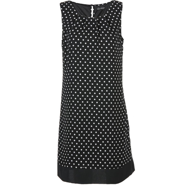 Formal Schön Damen Kleider Schwarz Weiß Boutique Fantastisch Damen Kleider Schwarz Weiß Bester Preis