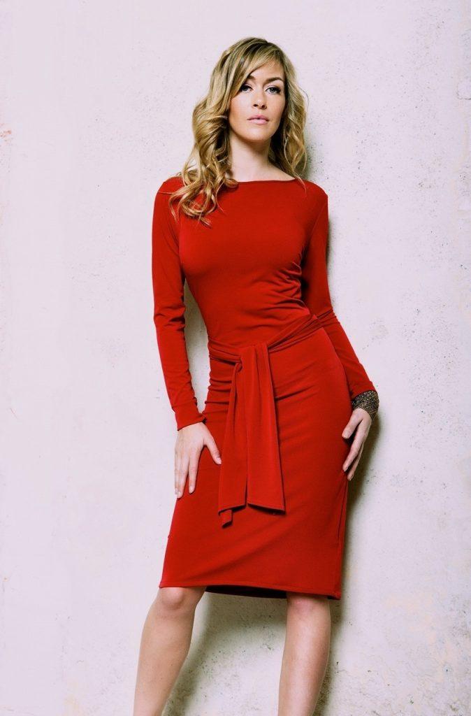 13 Schön Elegantes Rotes Kleid Vertrieb - Abendkleid
