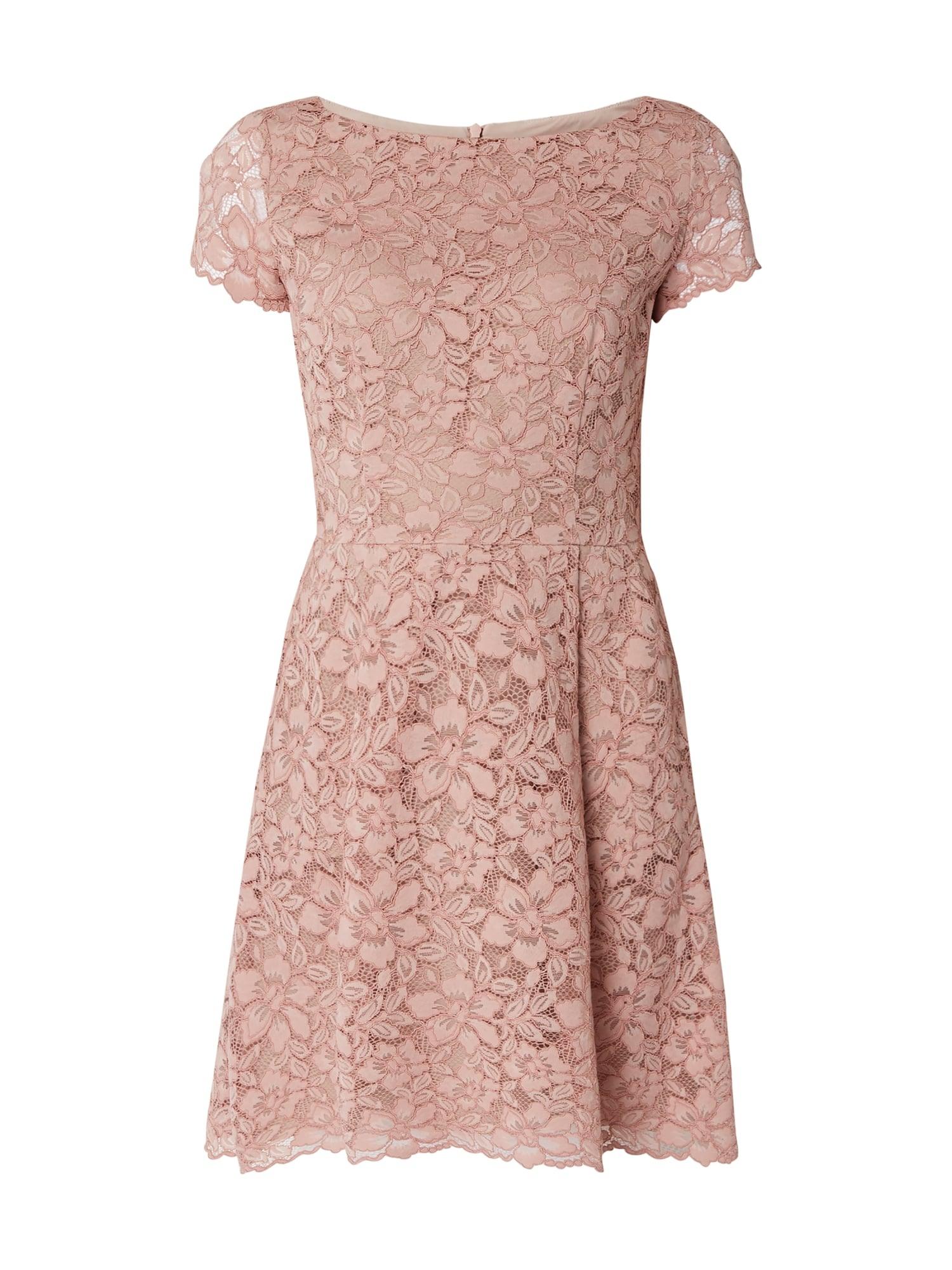 Coolste Kleid Altrosa Spitze Vertrieb15 Schön Kleid Altrosa Spitze Stylish