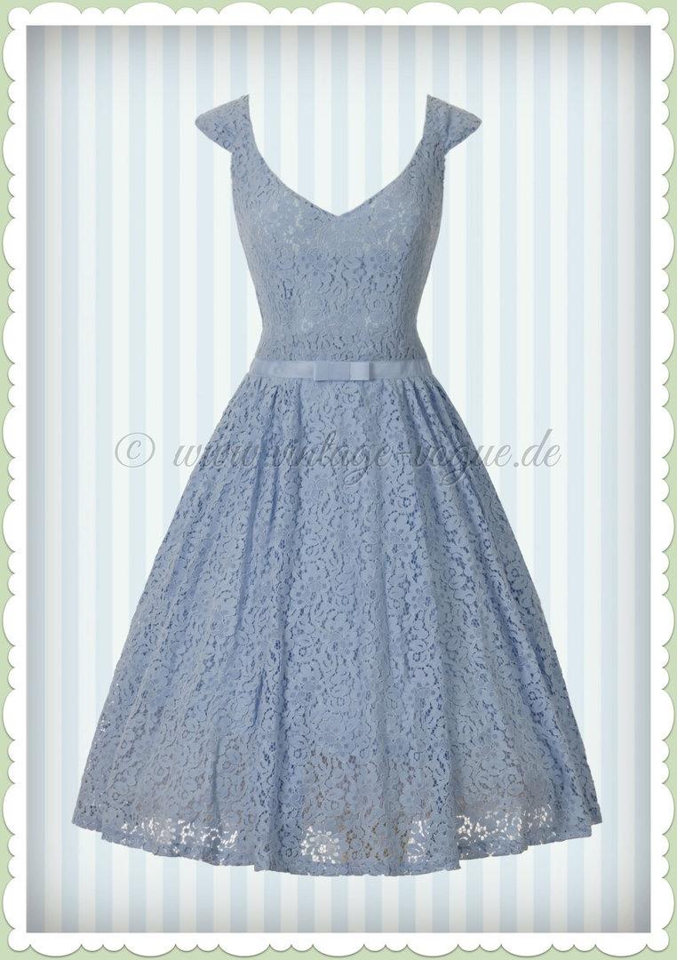 10 Schön Kleid Hellblau Spitze BoutiqueAbend Großartig Kleid Hellblau Spitze Bester Preis
