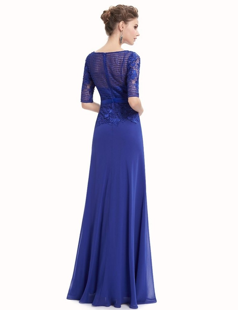 8 Schön Kleid Royalblau Lang Galerie - Abendkleid