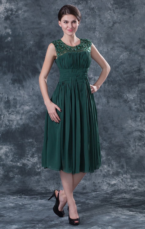 Cool Kleider Für Brautmutter Knielang BoutiqueFormal Großartig Kleider Für Brautmutter Knielang Ärmel
