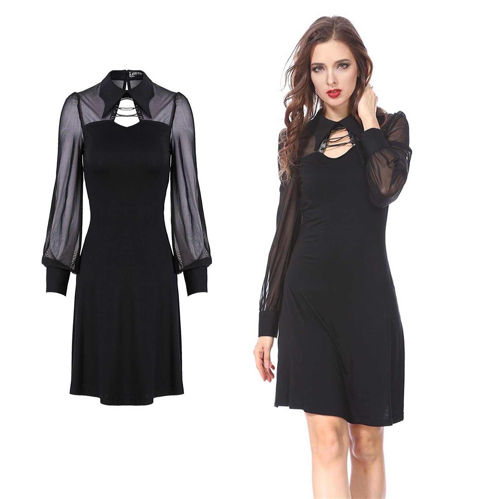 10 Coolste Schwarzes Kleid für 201915 Schön Schwarzes Kleid Spezialgebiet