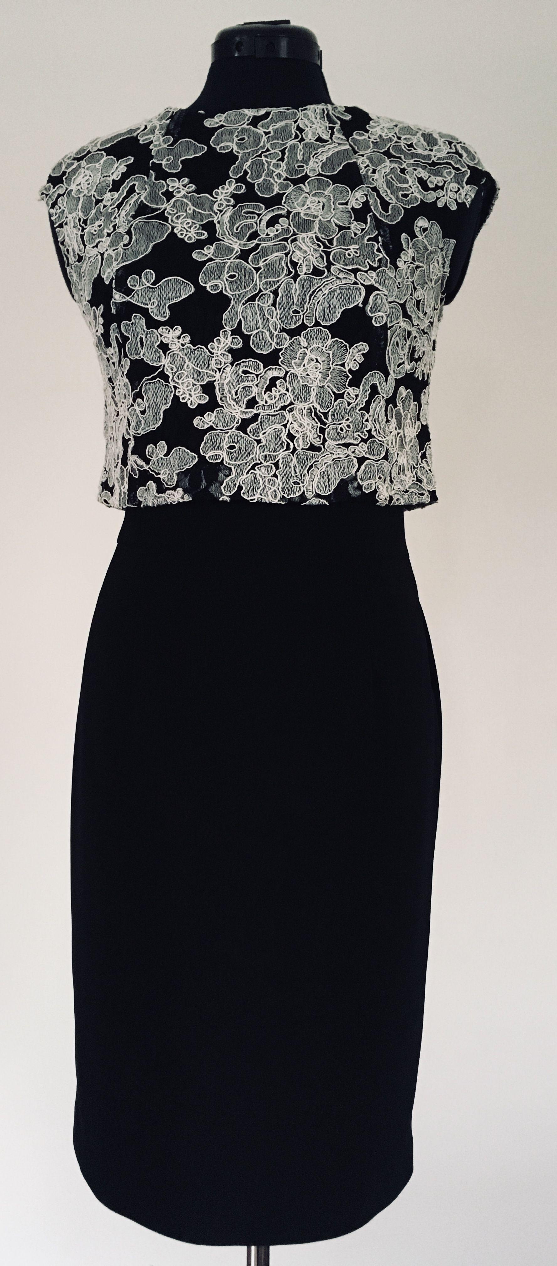 Luxurius Spitzenkleid Schwarz VertriebFormal Elegant Spitzenkleid Schwarz für 2019