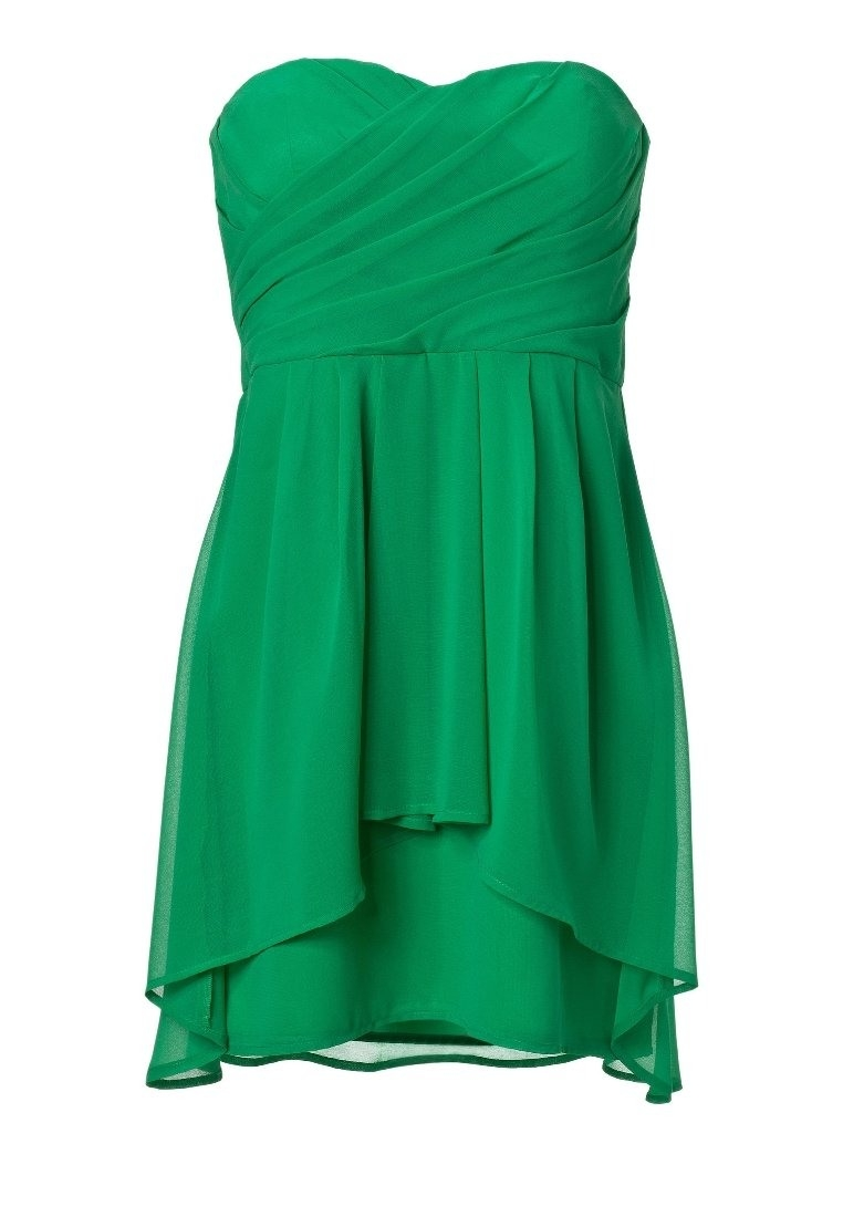 Wunderbar Festliches Kleid Grün Ärmel13 Genial Festliches Kleid Grün Spezialgebiet