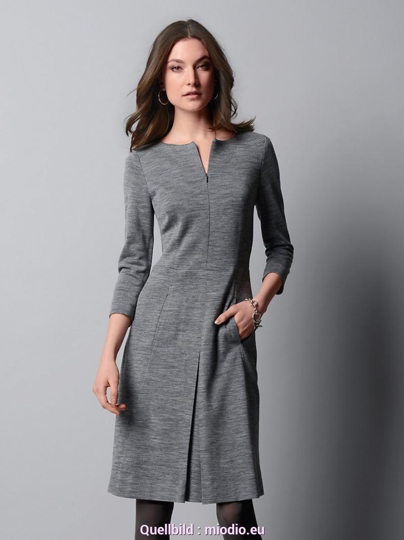 Designer Perfekt Graues Kleid Langarm Galerie20 Spektakulär Graues Kleid Langarm Design
