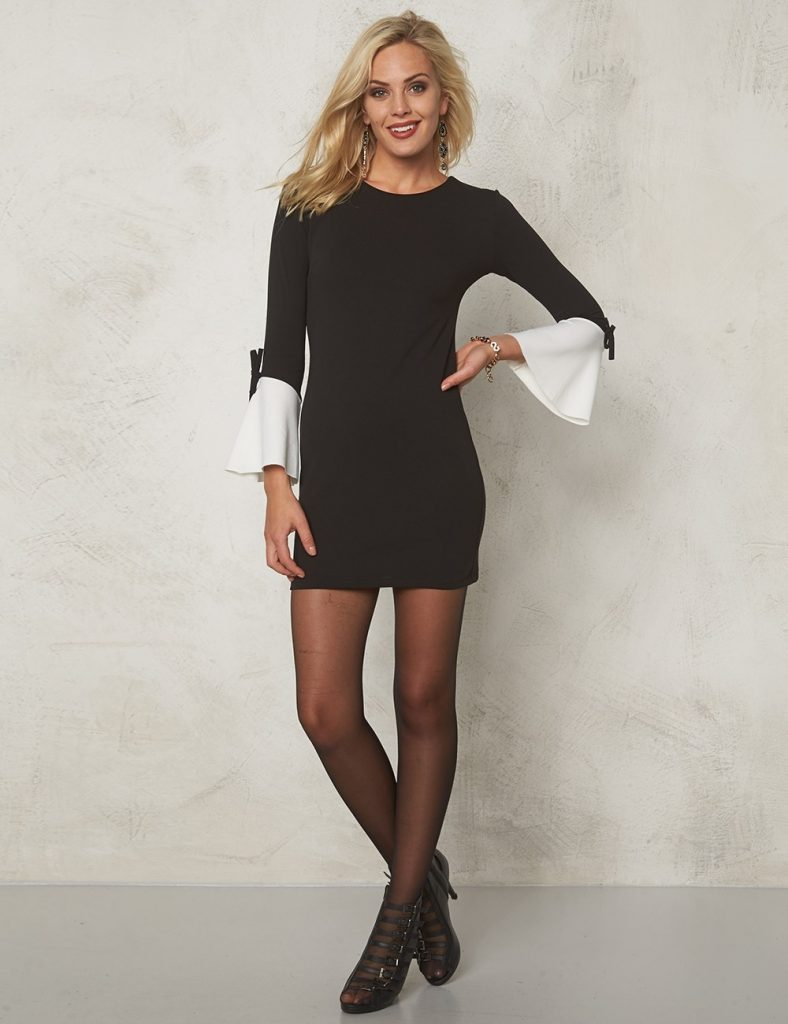 15 cool schwarzes kleid design - abendkleid