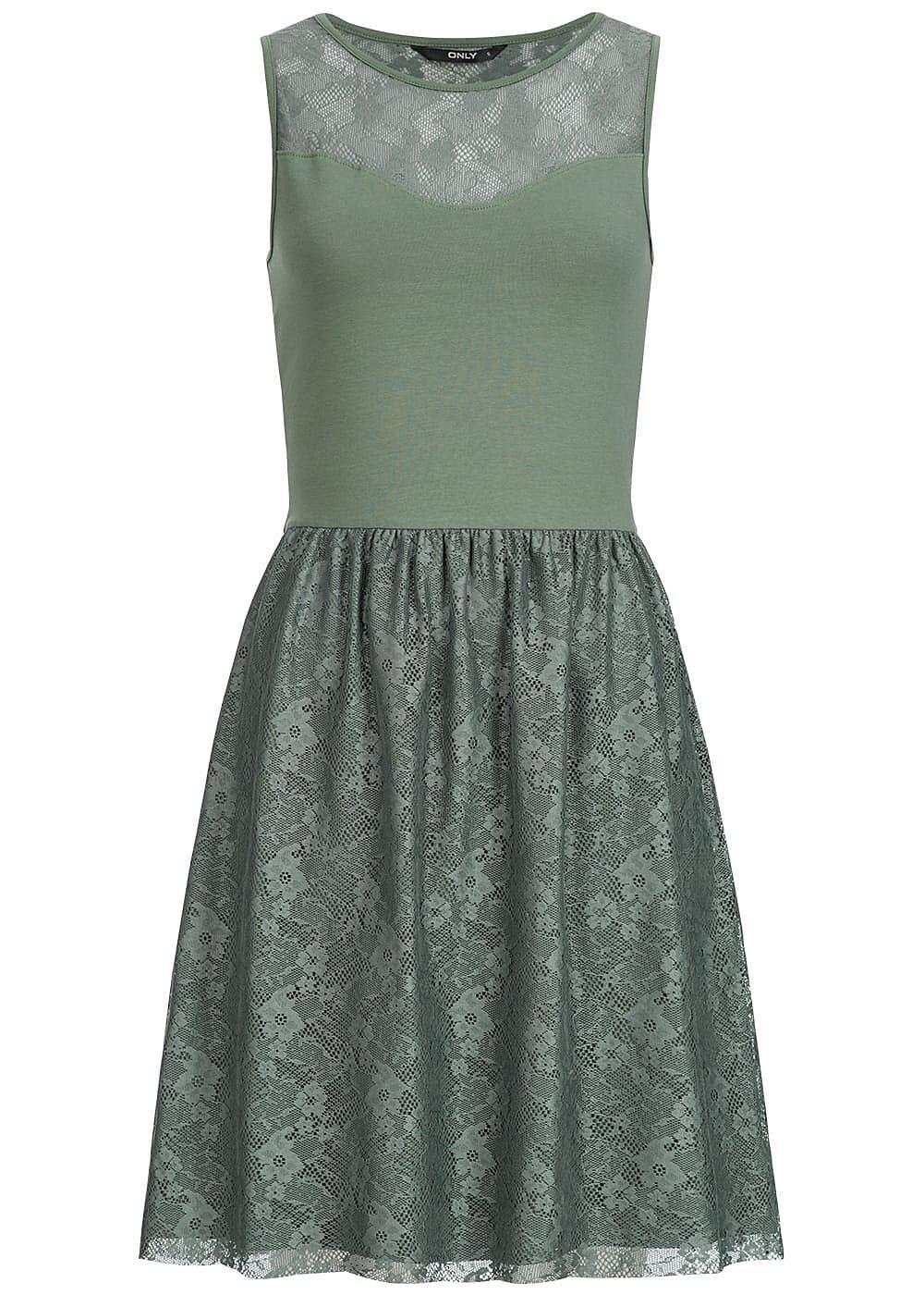 Wunderbar Kleid Spitze Grün Spezialgebiet10 Ausgezeichnet Kleid Spitze Grün Galerie