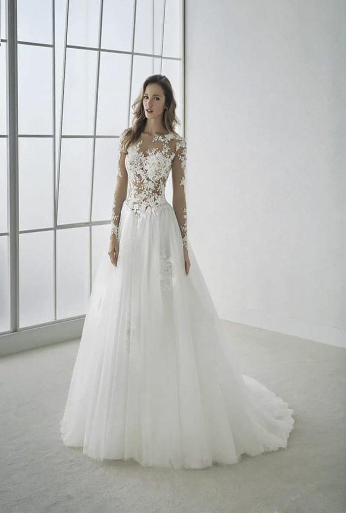 premium selection d71dc 63bea 15 Coolste Schöne Hochzeitskleider Design - Abendkleid