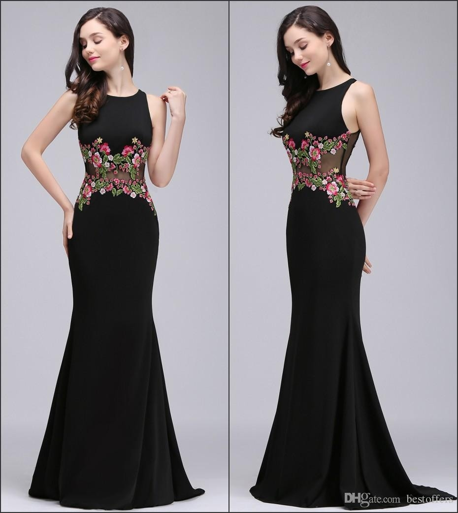 Abend Coolste Abendkleider Lang Schwarz Ärmel17 Elegant Abendkleider Lang Schwarz Boutique