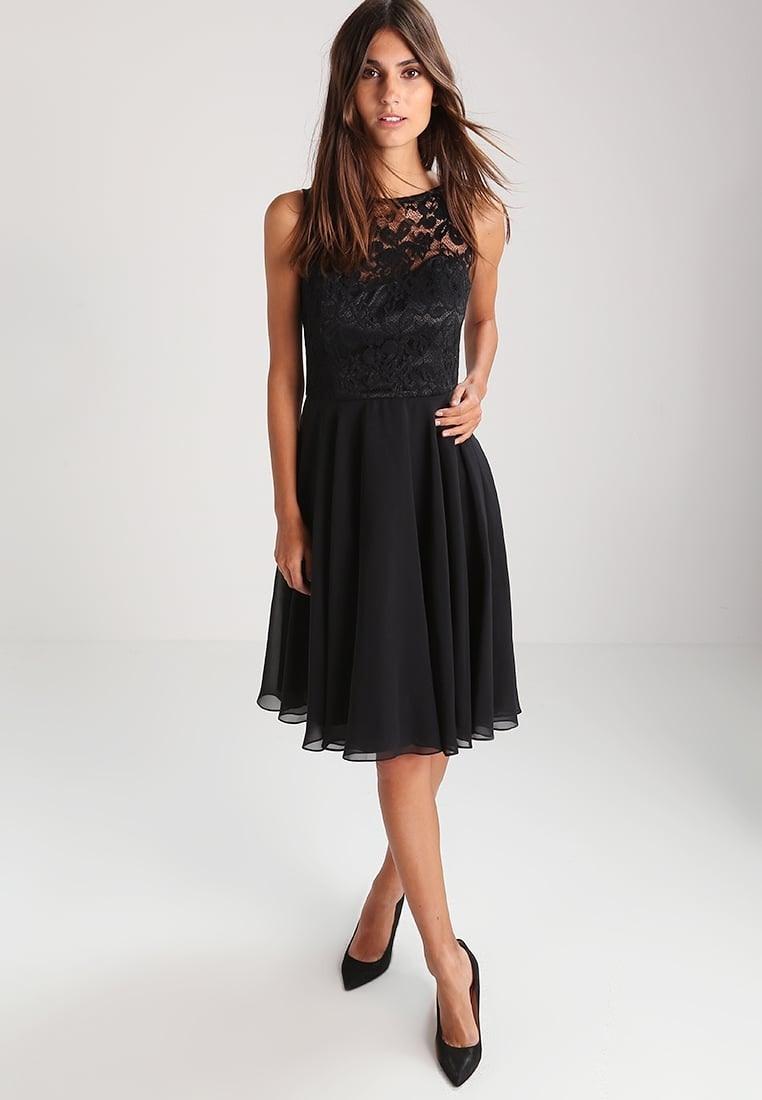 17 Erstaunlich Schwarzes Kleid Festlich Ärmel15 Spektakulär Schwarzes Kleid Festlich Stylish