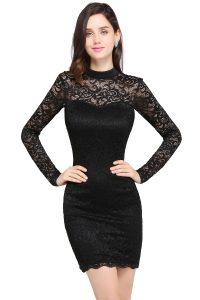 10 Erstaunlich Abendkleid Schwarz Kurz für 201920 Einfach Abendkleid Schwarz Kurz Stylish