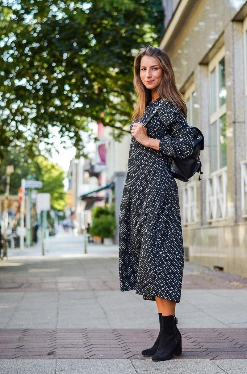 8 Elegant Schwarzes Kleid Midi Spezialgebiet - Abendkleid