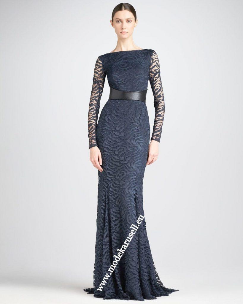 12 Genial Abendkleider Lang Winter Galerie - Abendkleid