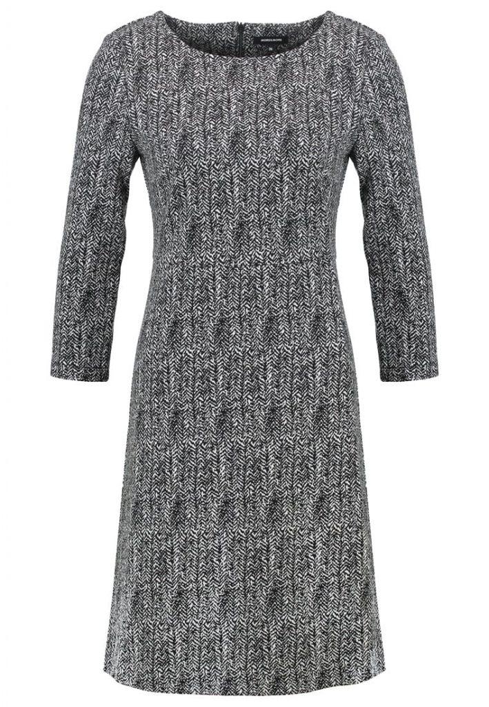 15 Genial Damen Kleid Schwarz Weiß Spezialgebiet - Abendkleid
