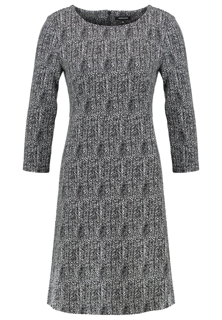10 Schön Damen Kleid Schwarz Weiß Spezialgebiet17 Schön Damen Kleid Schwarz Weiß Bester Preis