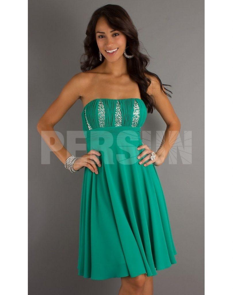 5 Genial Grünes Kurzes Kleid Boutique - Abendkleid