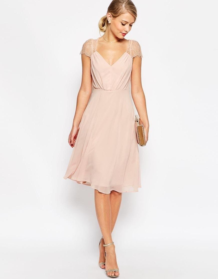 Cool Rosa Kleid Hochzeitsgast VertriebDesigner Perfekt Rosa Kleid Hochzeitsgast Galerie