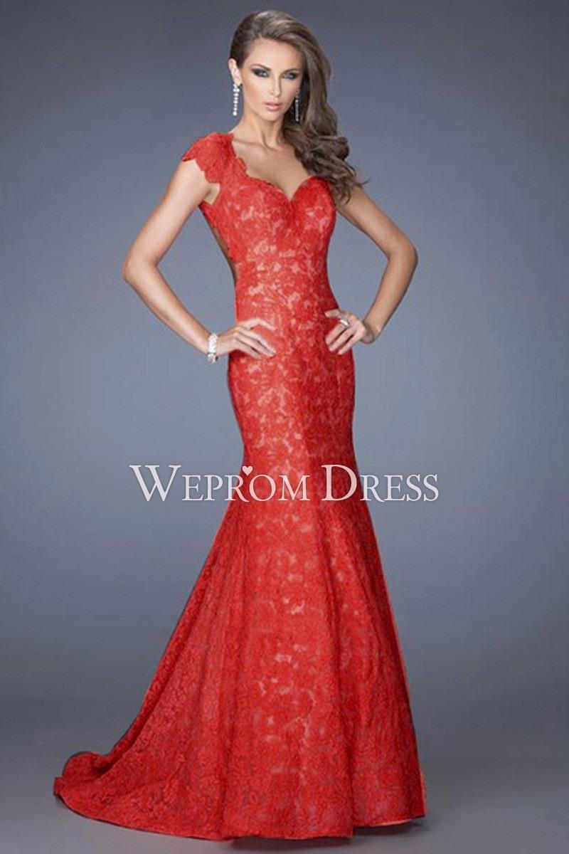17 Schön Abendkleid Rot Lang Spitze Stylish15 Perfekt Abendkleid Rot Lang Spitze Vertrieb