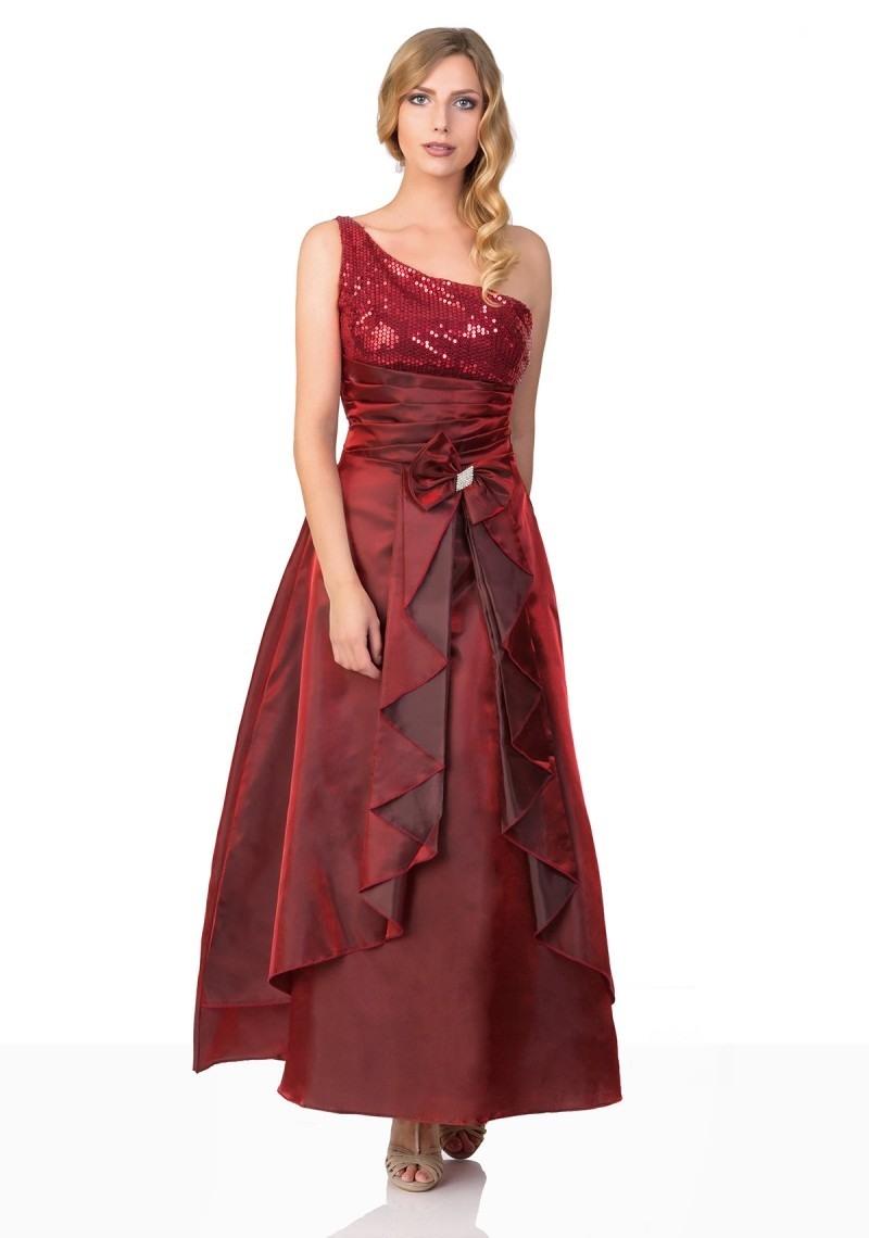 15 Ausgezeichnet Abendkleid Rot ÄrmelDesigner Erstaunlich Abendkleid Rot für 2019