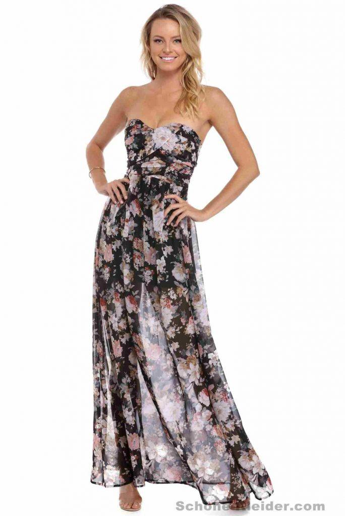 wholesale dealer 66dba 11198 15 Großartig Sommerkleider Damen Lang für 2019 - Abendkleid