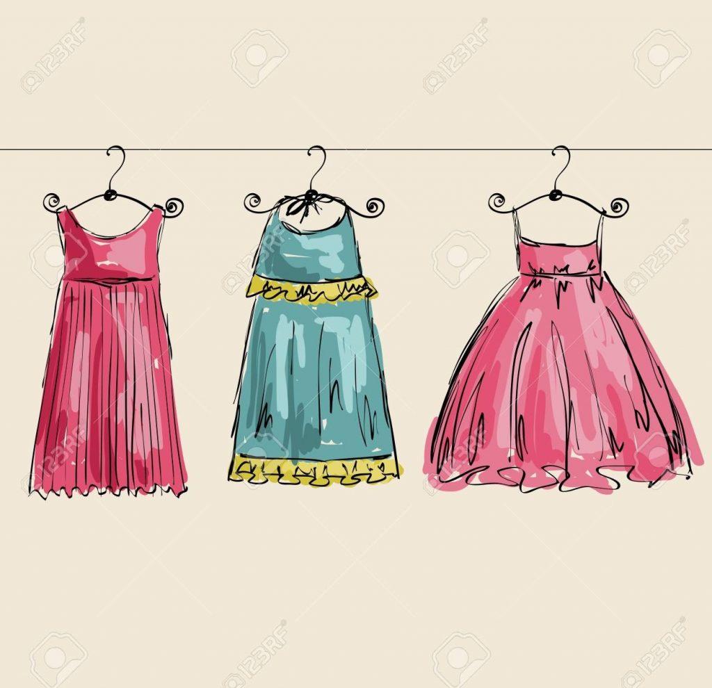 15 kreativ schöne kleidung design - abendkleid