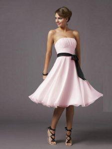 15 Ausgezeichnet Kleid Altrosa Knielang Vertrieb Wunderbar Kleid Altrosa Knielang Ärmel