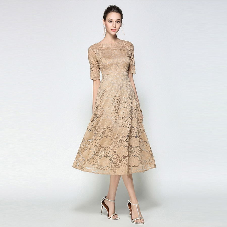 Trennschuhe zum halben Preis suchen 15 Leicht Kleid Für Herbst Hochzeit Design - Abendkleid