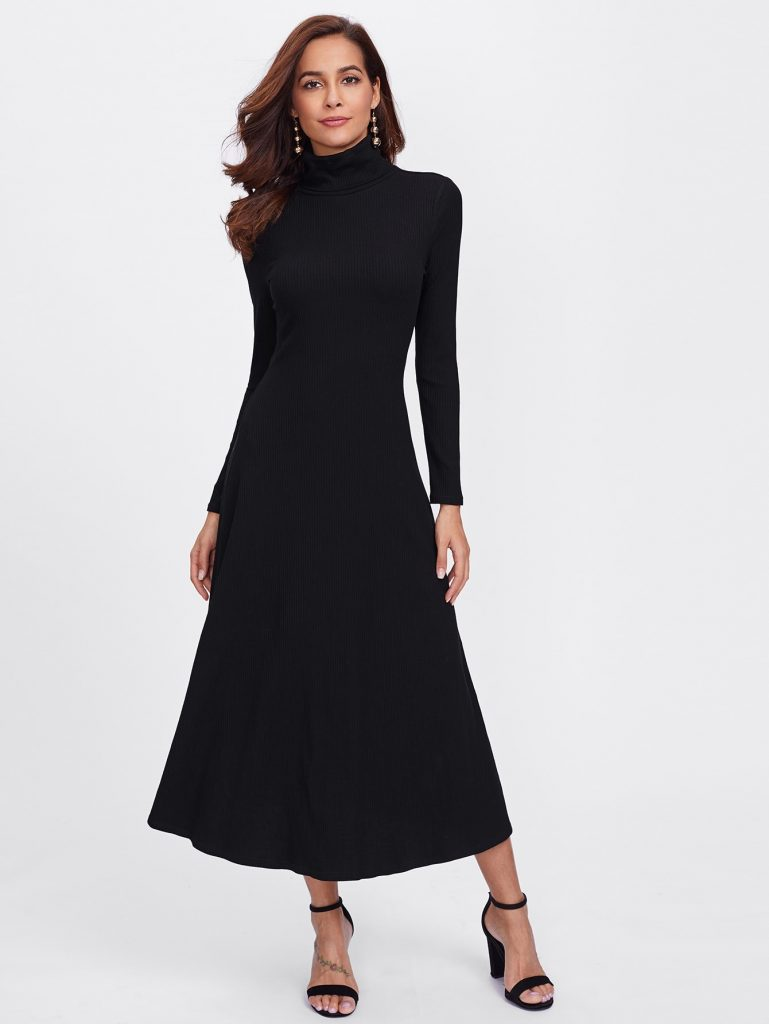 cheap for discount 08097 9ffb1 15 Luxurius Langarm Kleider Elegant Design - Abendkleid
