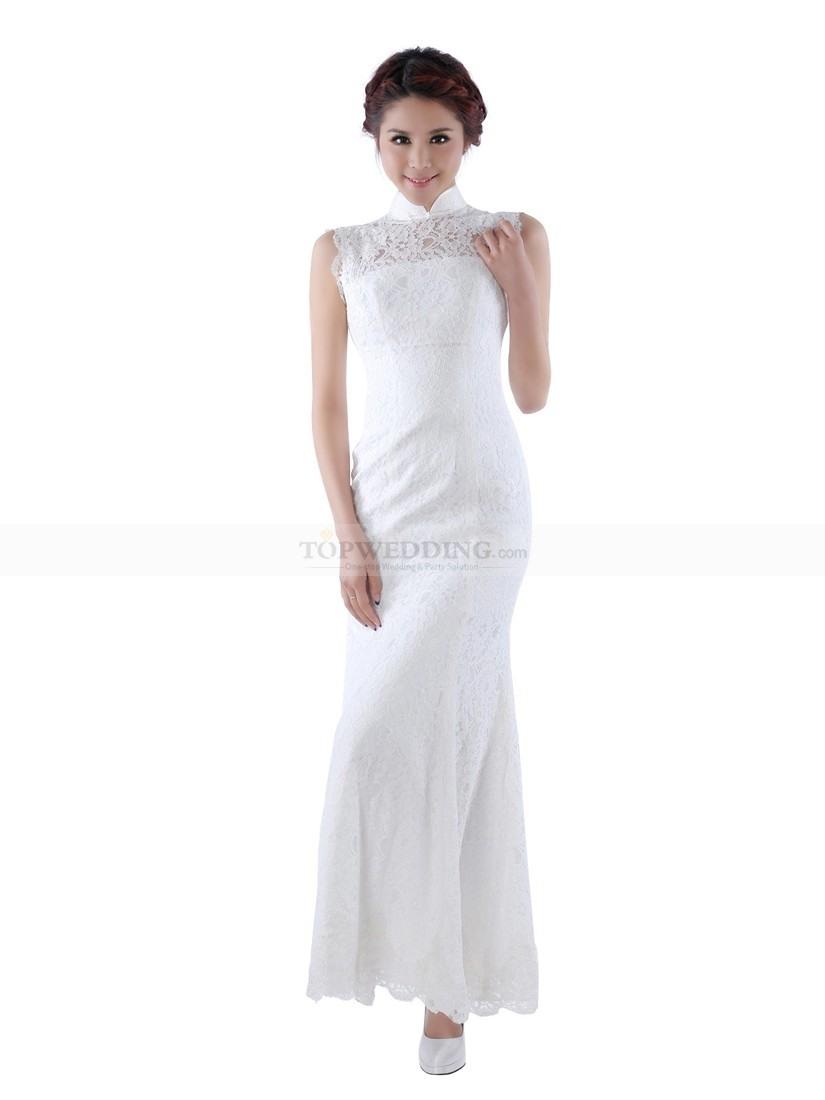 Genial Kleid Lang Mit Spitze Stylish20 Schön Kleid Lang Mit Spitze Spezialgebiet