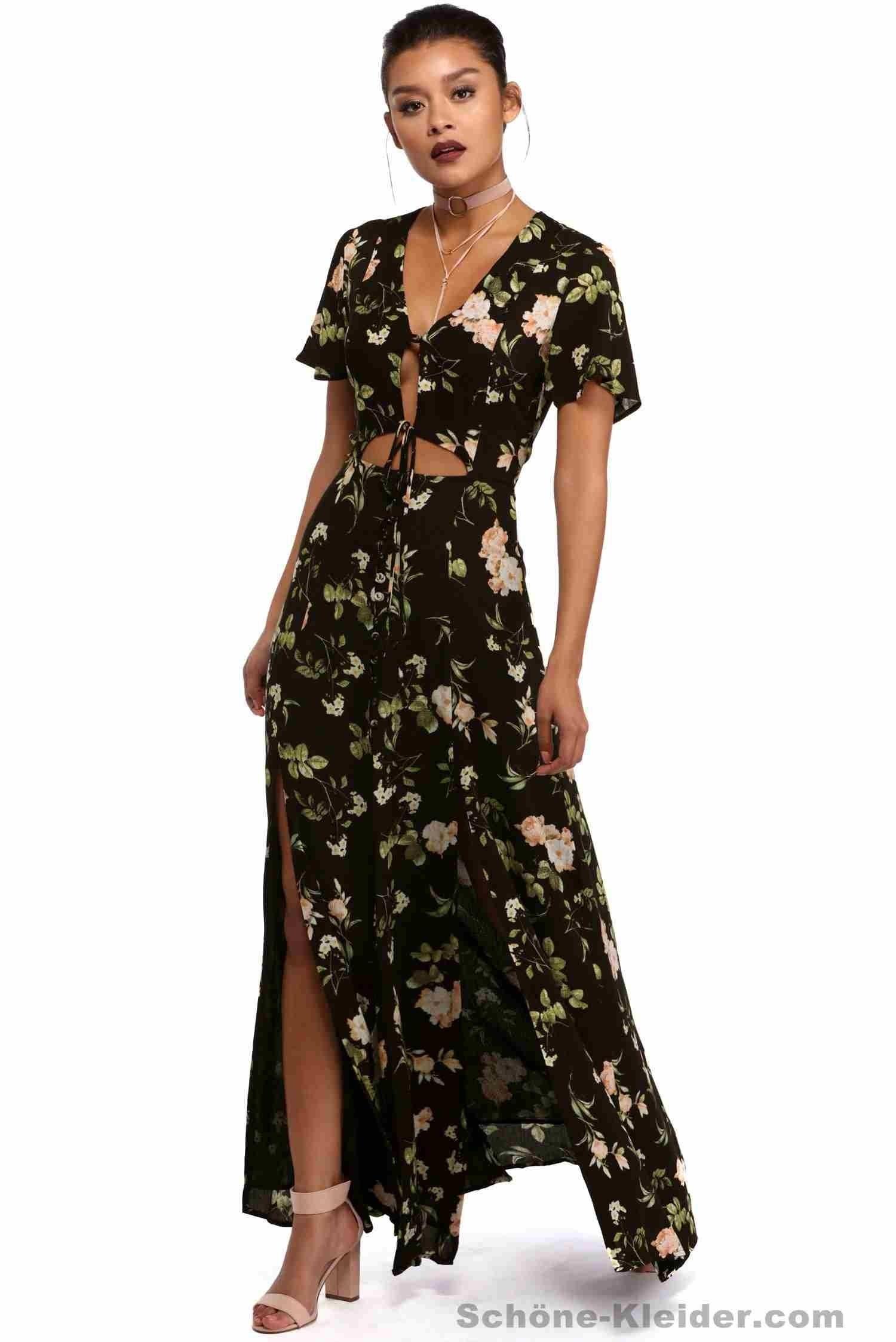 10 Perfekt Sommerkleider Lang Elegant Galerie - Abendkleid