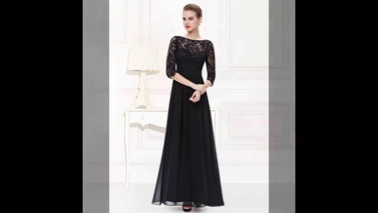 15 Einfach Abendkleider Lang Schwarz Günstig Spezialgebiet Genial Abendkleider Lang Schwarz Günstig Design
