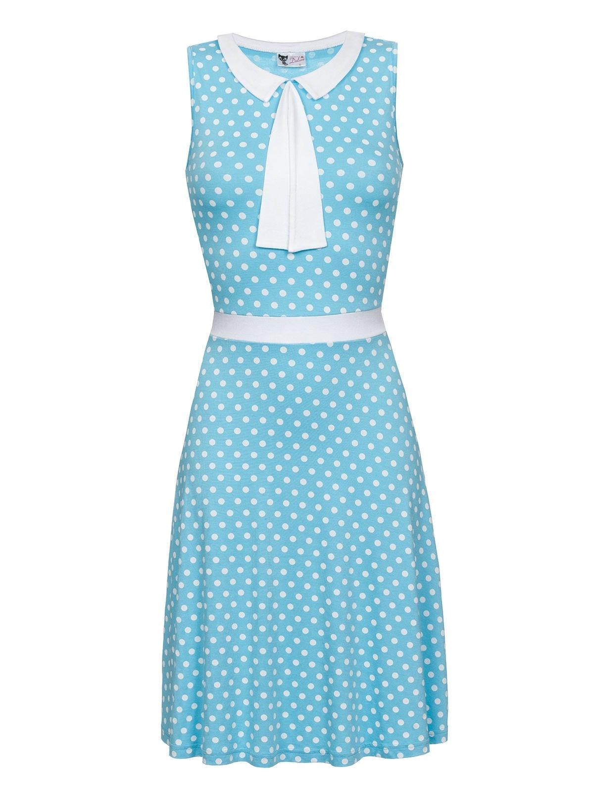 Genial Kleid Hellblau Knielang Vertrieb Schön Kleid Hellblau Knielang Stylish
