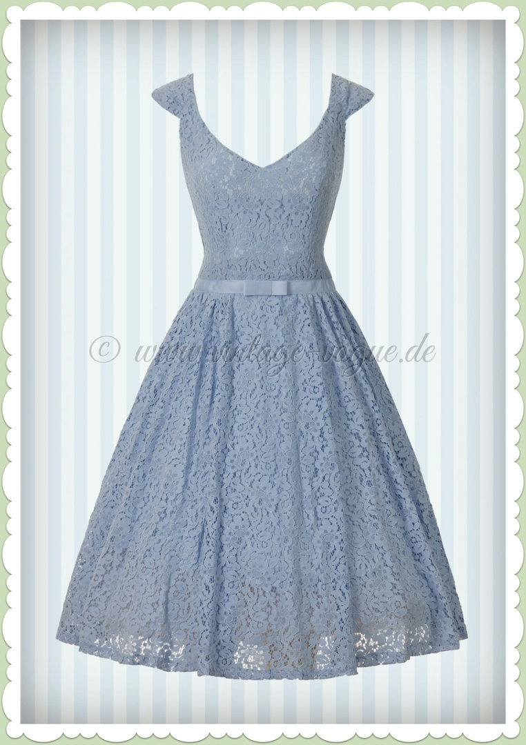 15 Kreativ Kleid Mit Spitze Blau Spezialgebiet20 Wunderbar Kleid Mit Spitze Blau Boutique