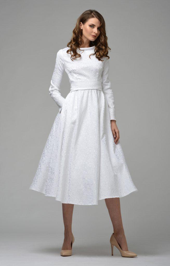 15 Schon Kleid Weiss Spezialgebiet Abendkleid