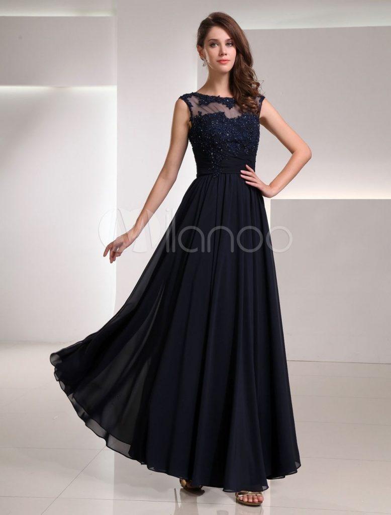 10 Schön Langes Schickes Kleid Boutique - Abendkleid
