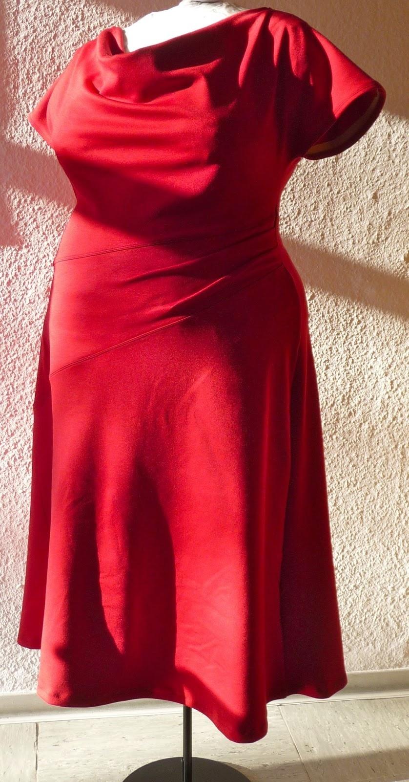 Formal Genial Rotes Kleid Große Größen GalerieAbend Schön Rotes Kleid Große Größen Ärmel