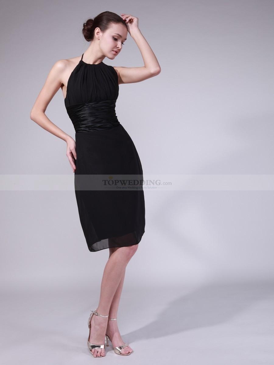 Fantastisch Kleid Knielang Schwarz Ärmel13 Genial Kleid Knielang Schwarz Design