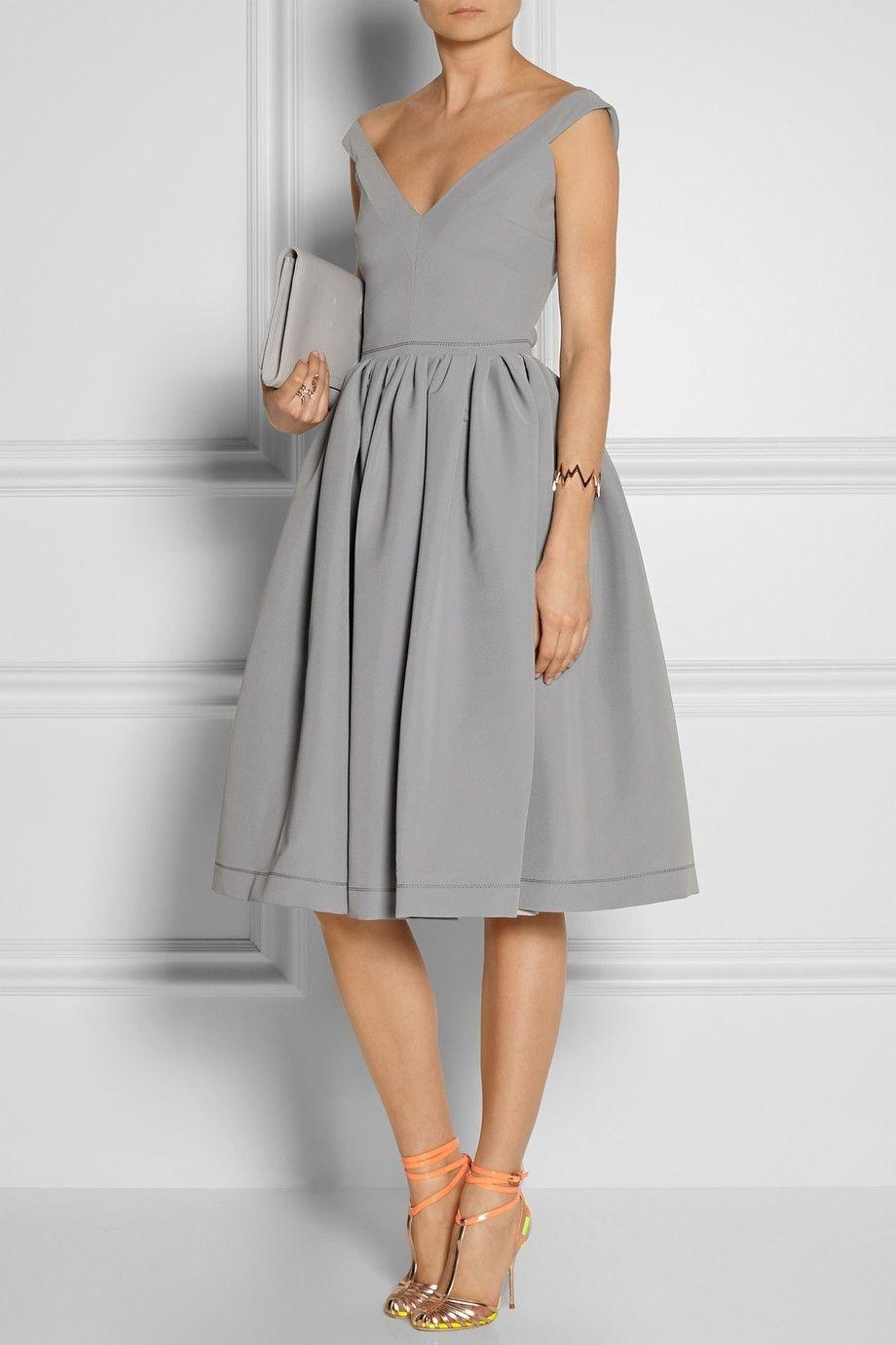 Designer Großartig Graues Kleid Hochzeit Ärmel20 Einzigartig Graues Kleid Hochzeit Boutique