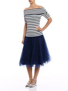 10 Kreativ Kleid Dunkelblau Knielang ÄrmelAbend Kreativ Kleid Dunkelblau Knielang Vertrieb