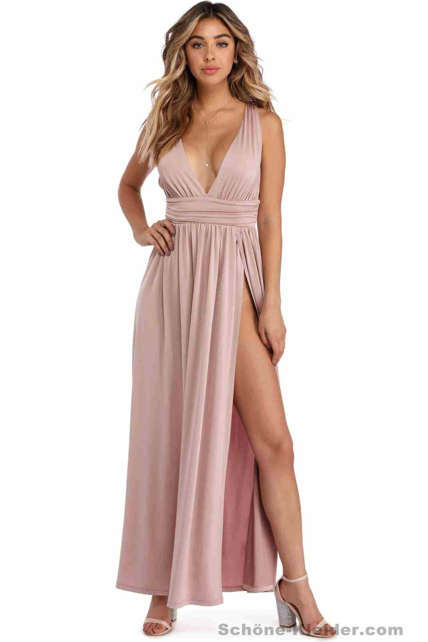 20 Top Lange Fließende Kleider Design - Abendkleid