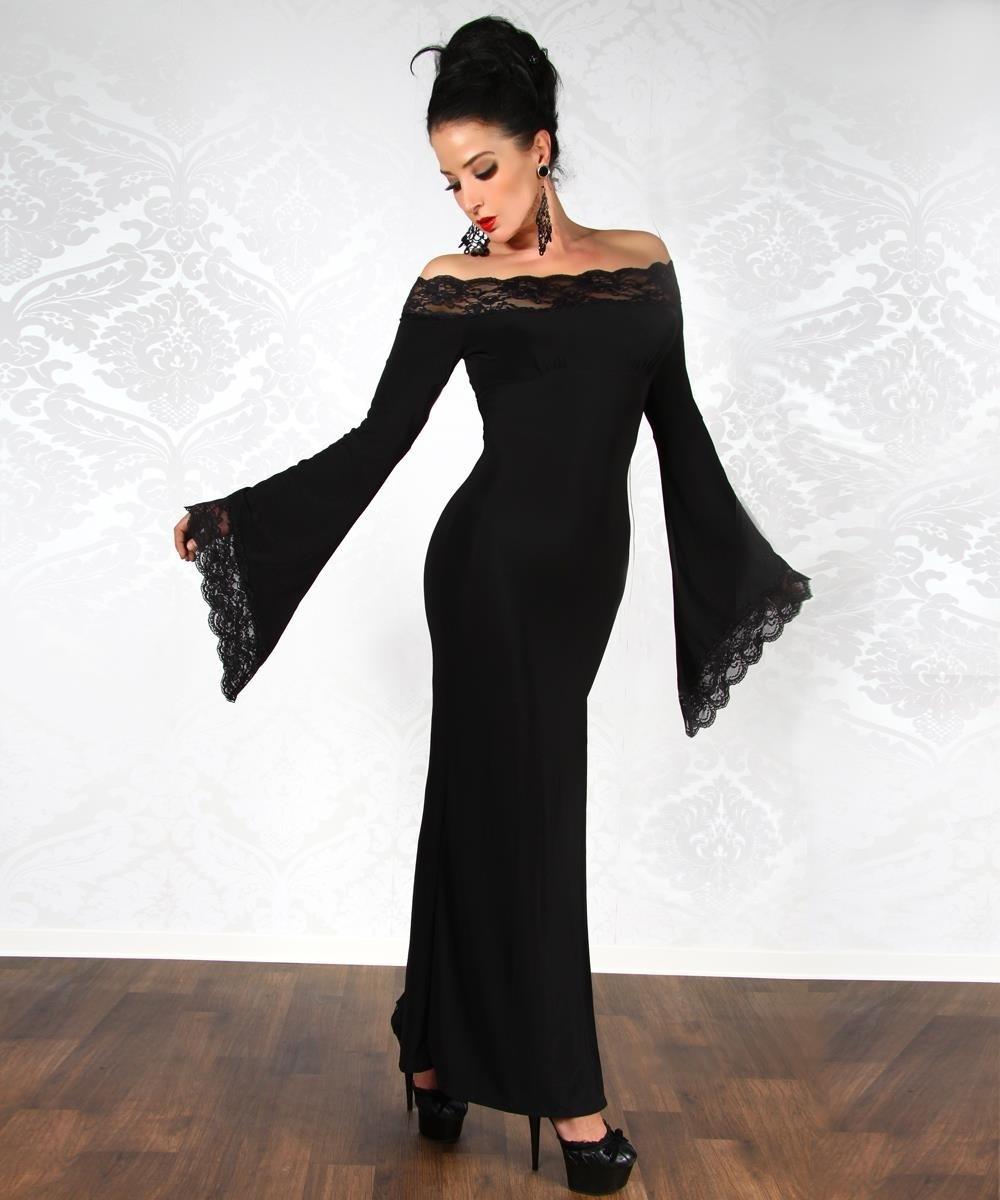17 Cool Schwarzes Langes Kleid Design Luxurius Schwarzes Langes Kleid Galerie