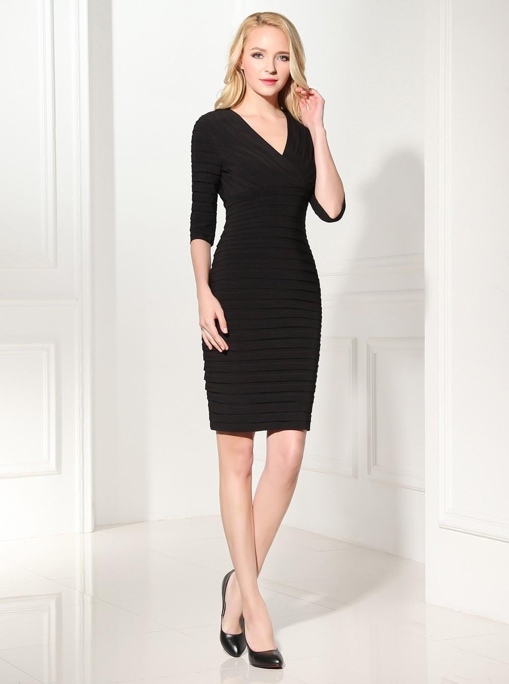 10 Einfach Abendkleider Kurz Schwarz VertriebFormal Coolste Abendkleider Kurz Schwarz Spezialgebiet